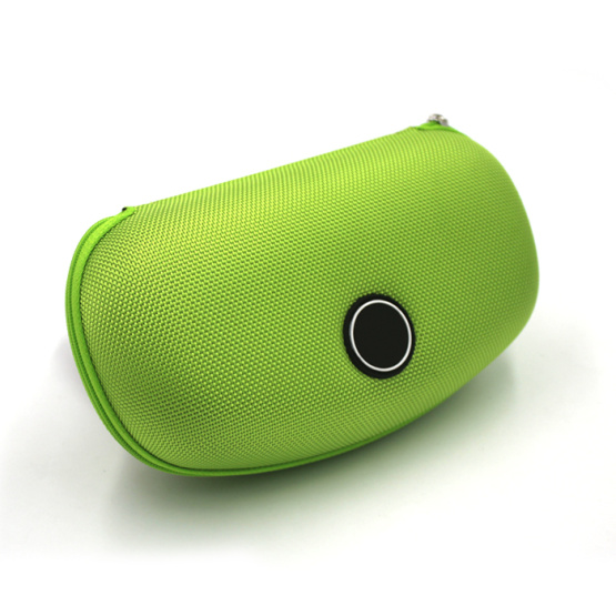 Factory direct durable hard zipper nylon glasses case for eyeglass