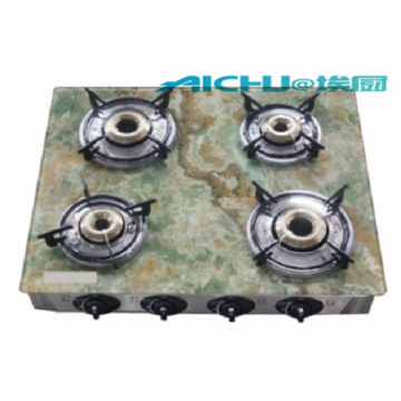 4 Burners Stainless Steel Gas Stove