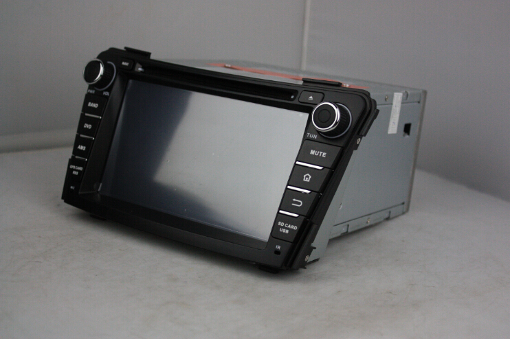 I40 Hyundai Car Audio Electronics