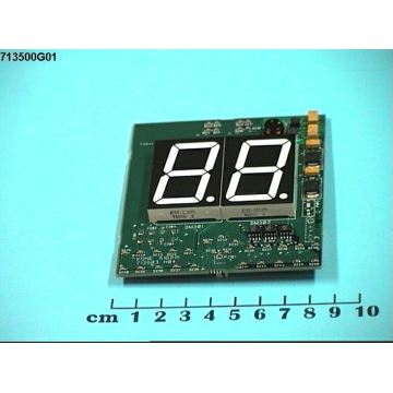 KONE Lift 7 Segment Display Board KM713500G01