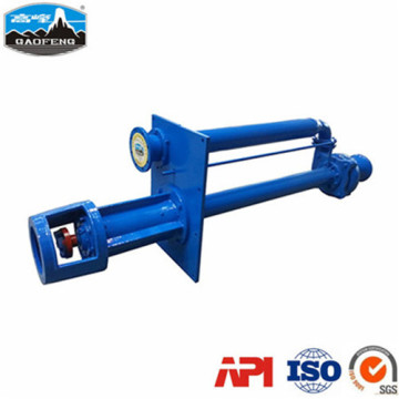Long Shaft Overhung Vertical Turbine Deep Well Pump