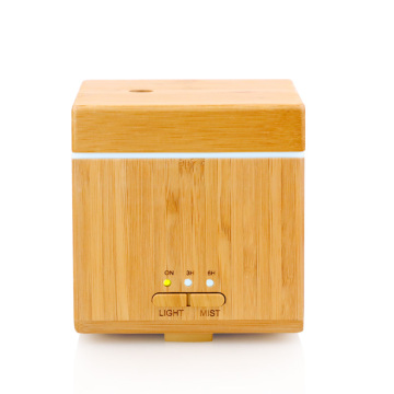 Real Bamboo Best Aromatherapy Oil Ultrasonic Diffuser