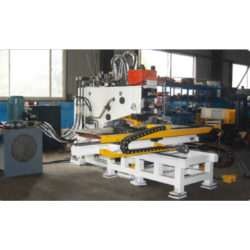 CNC Steel Structure Plate Punching Machine