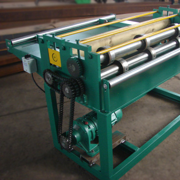 Functional feeding width 1200mm coil steel slitter machine