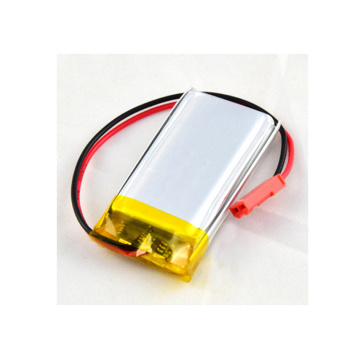 slim Rechargeable lithium ion polymer battery 102347 3.7V