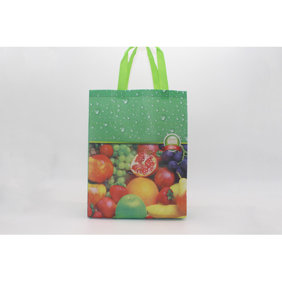 Non-woven Shopping bag with side and bottom