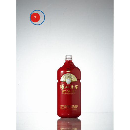Classic Chinese Liquor Bottle of Luzhou Lao Jiao