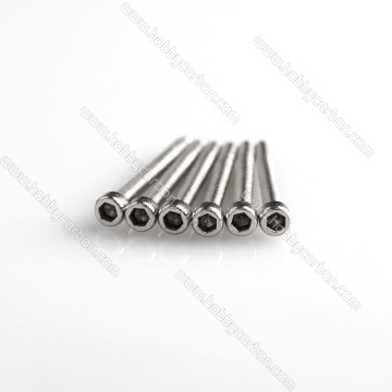 M3 Socket Stainless steel screw