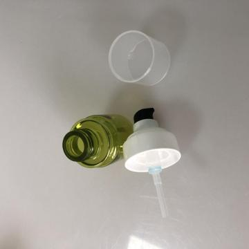 100ml EBM Round Plastic Bottle