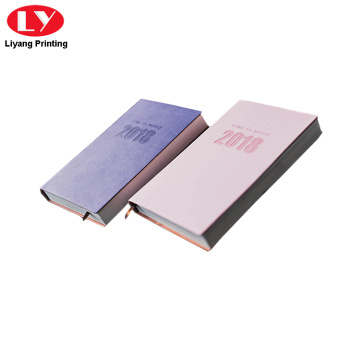2020 new design thickness diary notebook