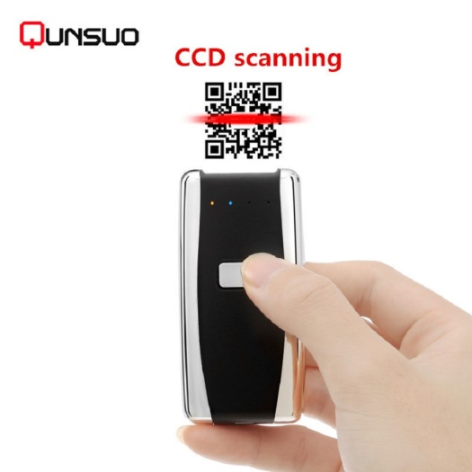 Android Rugged Bluetooth 2D Barcode Scanner