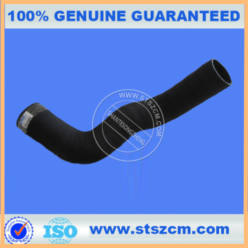 hose 207-01-72110 for PC300-7 turbocharge hose komatsu parts