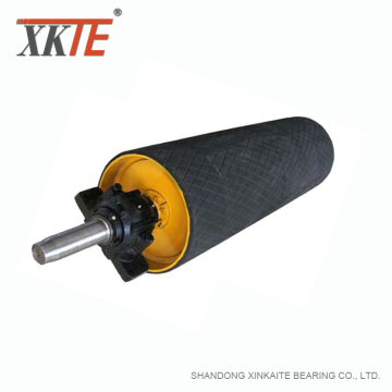 Coal Mining Conveyor Pulley Equipment Components