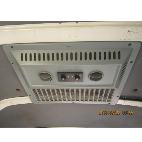 sleeper parking auto air conditioner