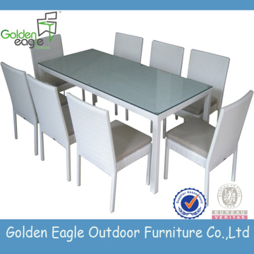 Hot sale UV-resistant White Outdoor Furniture
