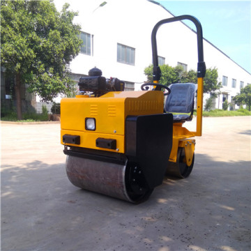 Hydraulic used Steering dynapac dual drum road roller