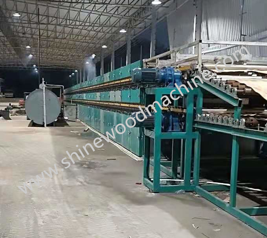 Wood Drying Machine