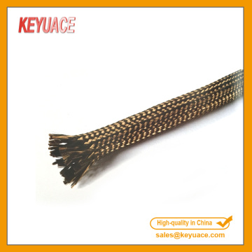 Basalt Fiber Expandable Braided Sleeving