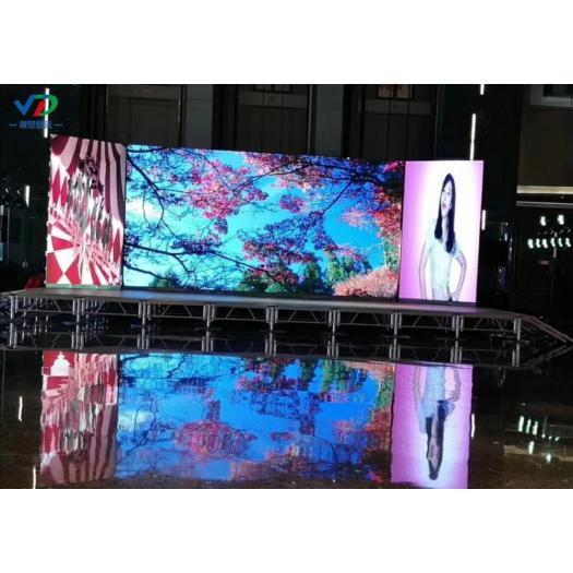 PH6.25 Indoor LED Display For Rental 500x500mm