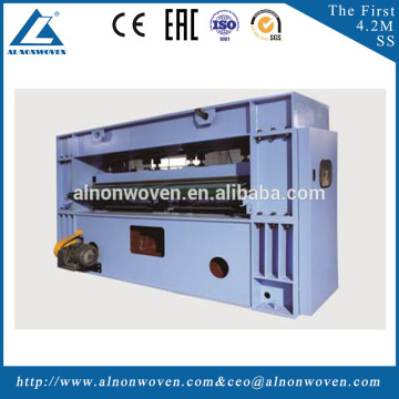 Good Performance and High Capacity Floor Mats/Car Trunk Needle Punching Carpet Making Machine