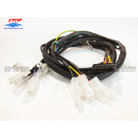 cable assemblies for toaster