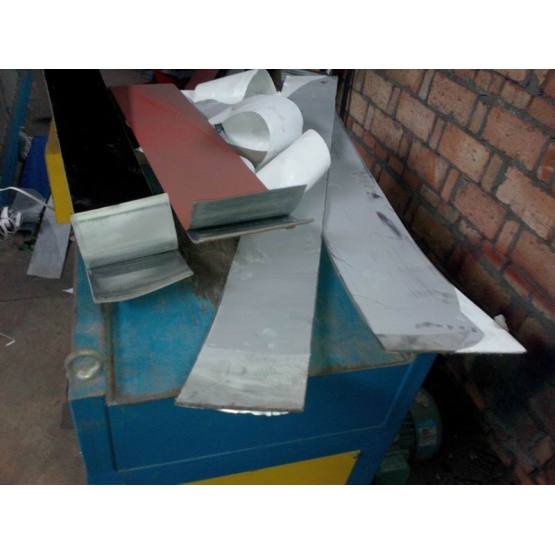 Composite Metal Wall Panels Stripping Machine