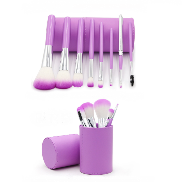 8pcs Makeup Brush Set