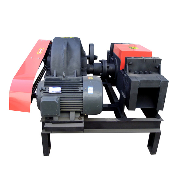 Waste steel cutting machine