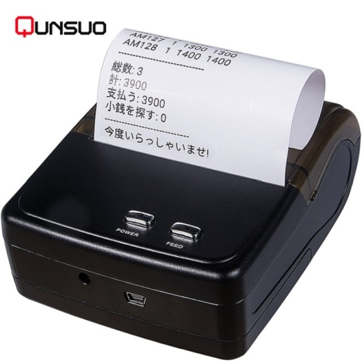 Best home 3 inch Bluetooth printer wireless