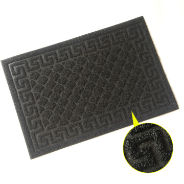 Private home PVC wire coil door mat