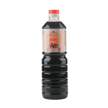 1000ml Glass Bottle Superior Dark Soy Sauce