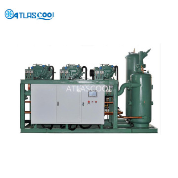 Cold Room Compressor Rack Refrigeration Unit