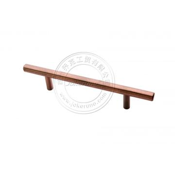 8mm solid T bar steel handle