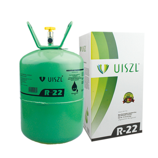 R22 GAS WITH NORMAL COLOR CYLINDER