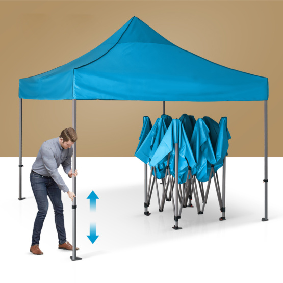 Wholesale 3x3 meters fold up party canopy tent