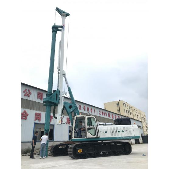 Drilling Rig machine has passed ce certificate
