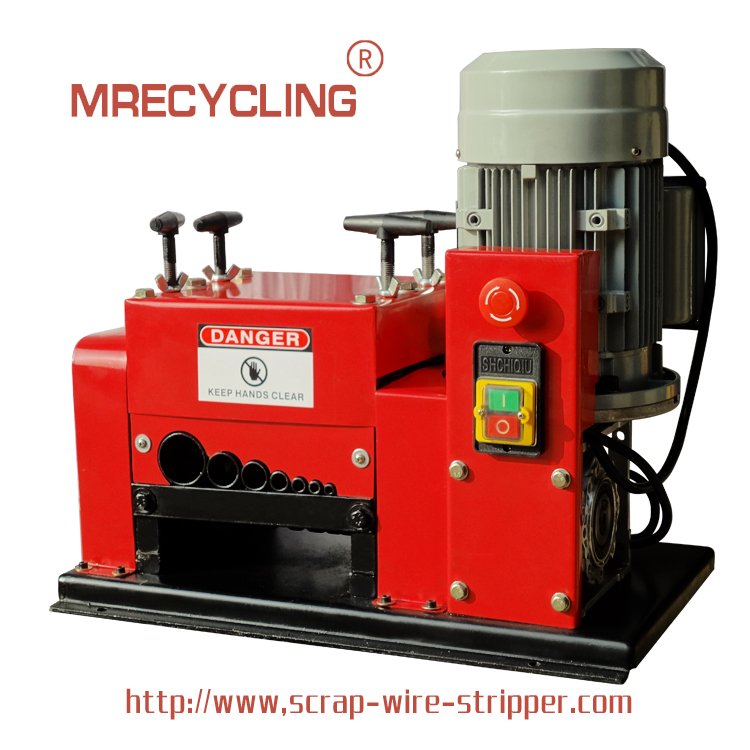 cutting and stripping machine