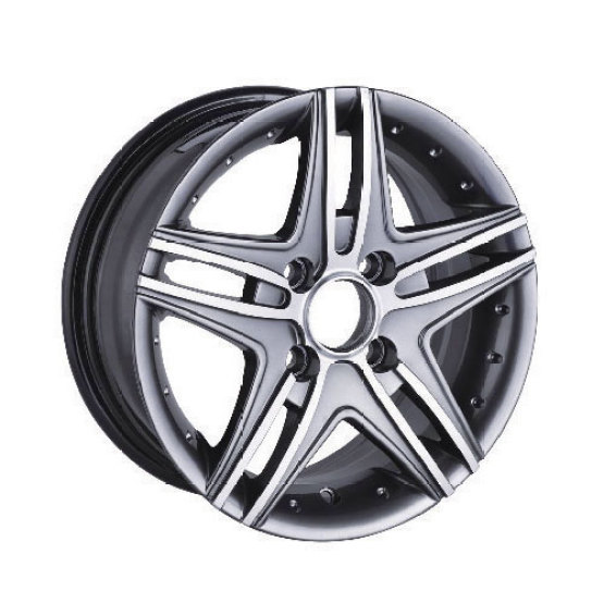 Aluminum Alloy Custom Car Colored Wheels Rims