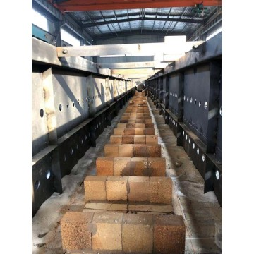 Roller Supporting Mesh Belt sintering furnace