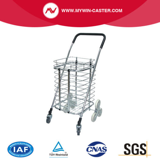 8 Wheel Aluminium Alloy Folding Cart
