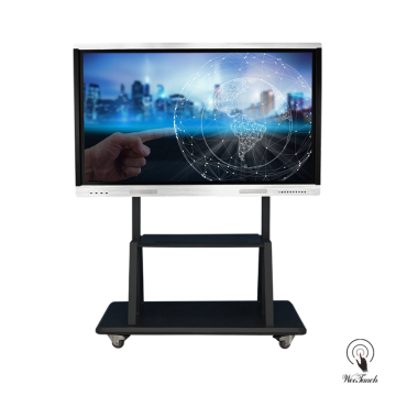 70 inches interactive smart PC with mobile stand