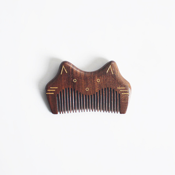 Top Grade Sandalwood Comb