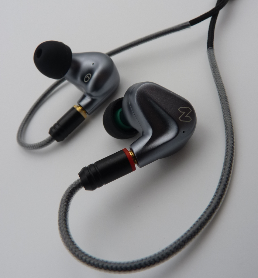 Hybrid Banlance Armature with Dynamic In-ear Earphones