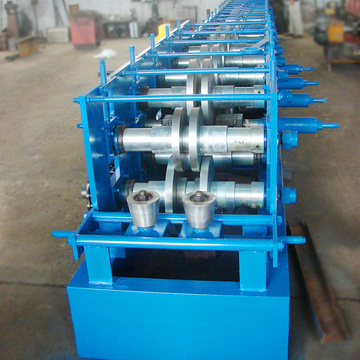 Building machineries c purlin steel rolling machine