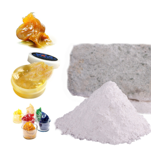 Self-Activated Organic OrganoClay for Grease Thickener