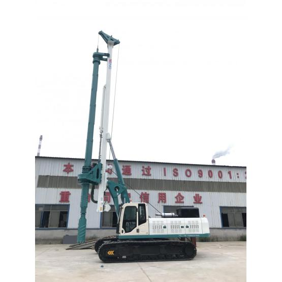 Hydraulic Diesel Mine Drilling Rig Machine
