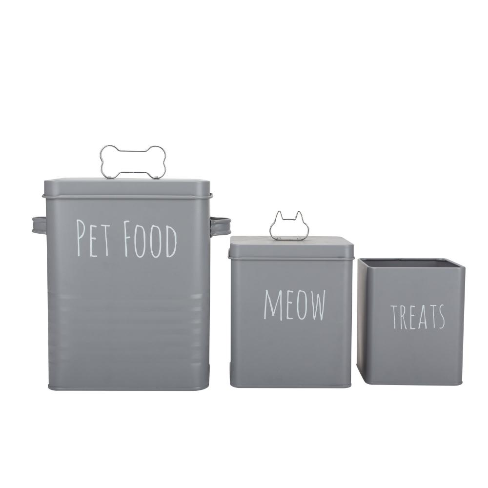 Pet Food Storage Container Set