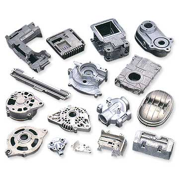 Die Casting PUMPS COVER