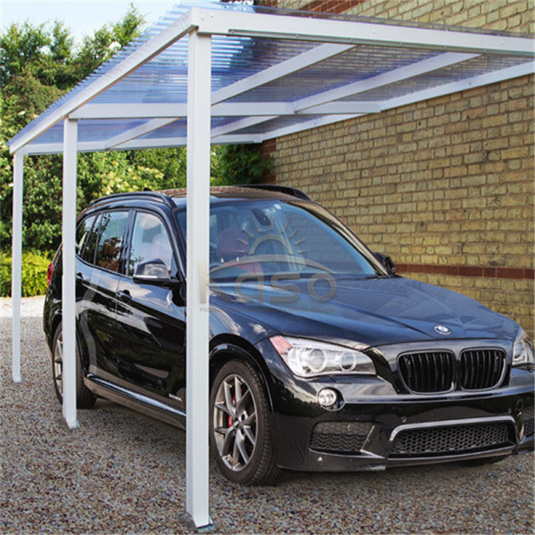 Motorcycle Gazebo Carport Outdoor Rain Shelter