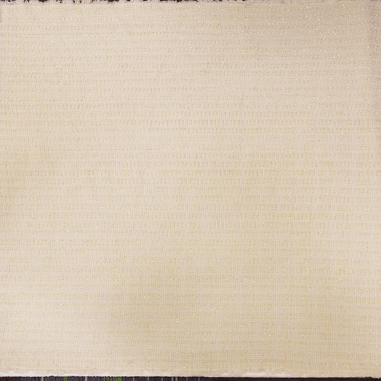 Cream Color Gold Whisker Jacquard
